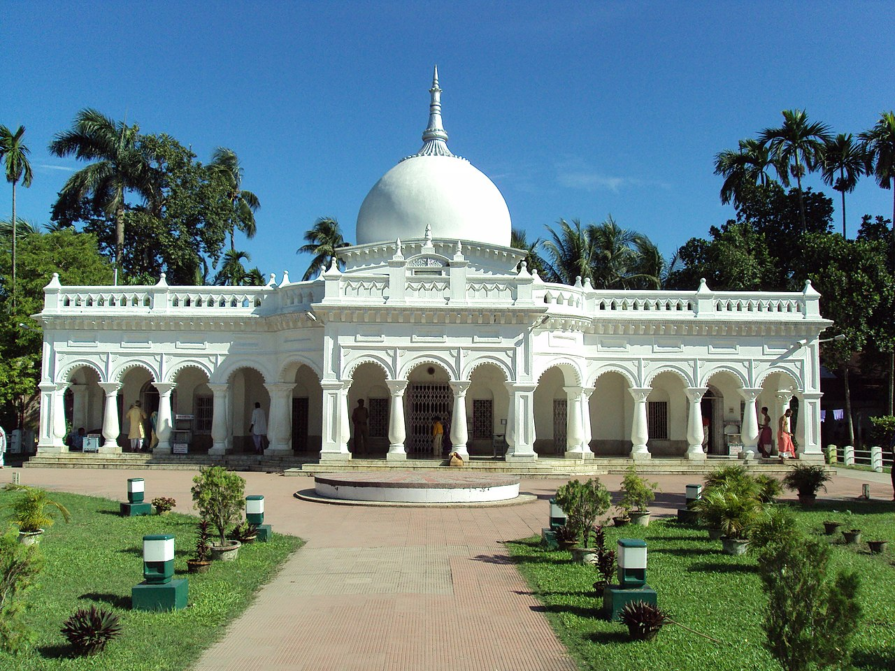 Magnetic Attraction of Cooch Behar, WB-Madan Mohan Bari