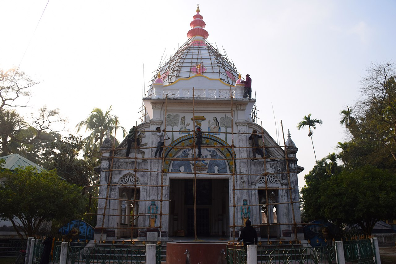 Popular Heritage Destination in West Bengal-Madhupur Dham Temple, Cooch Behar