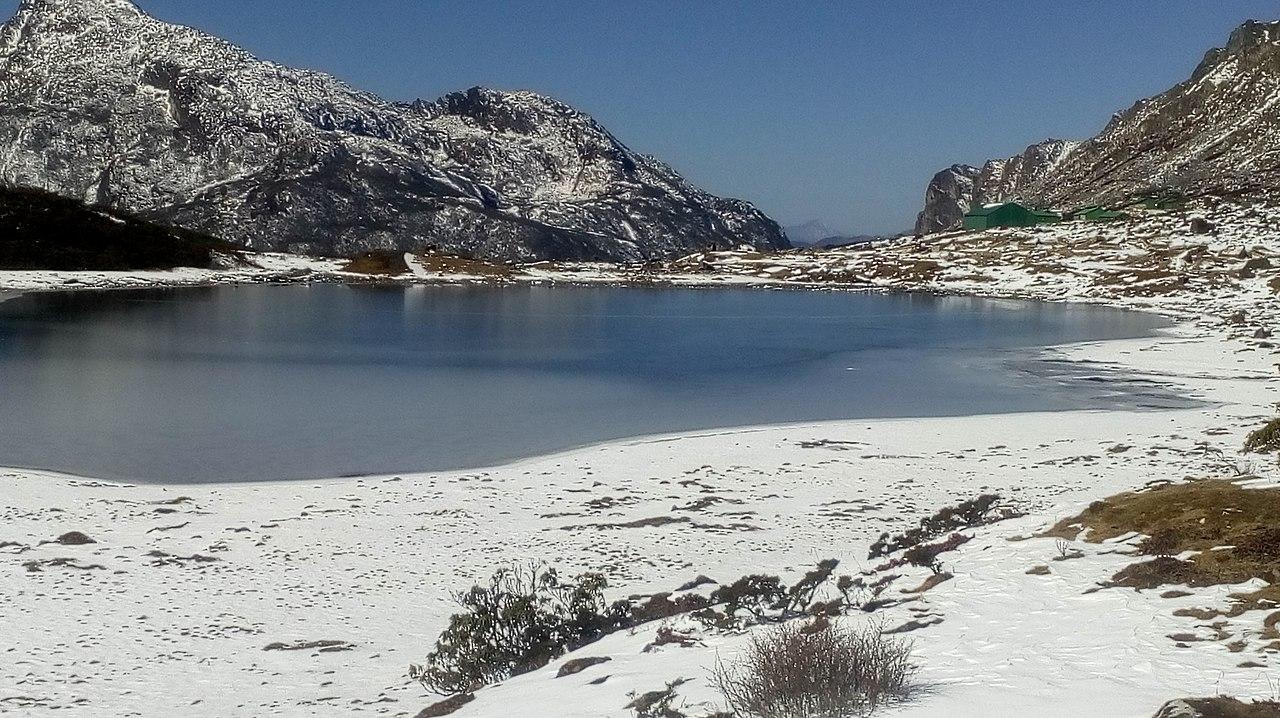 Place to Visit Nearby Nuranang Falls-Madhuri Lake (Sangestar Lake)