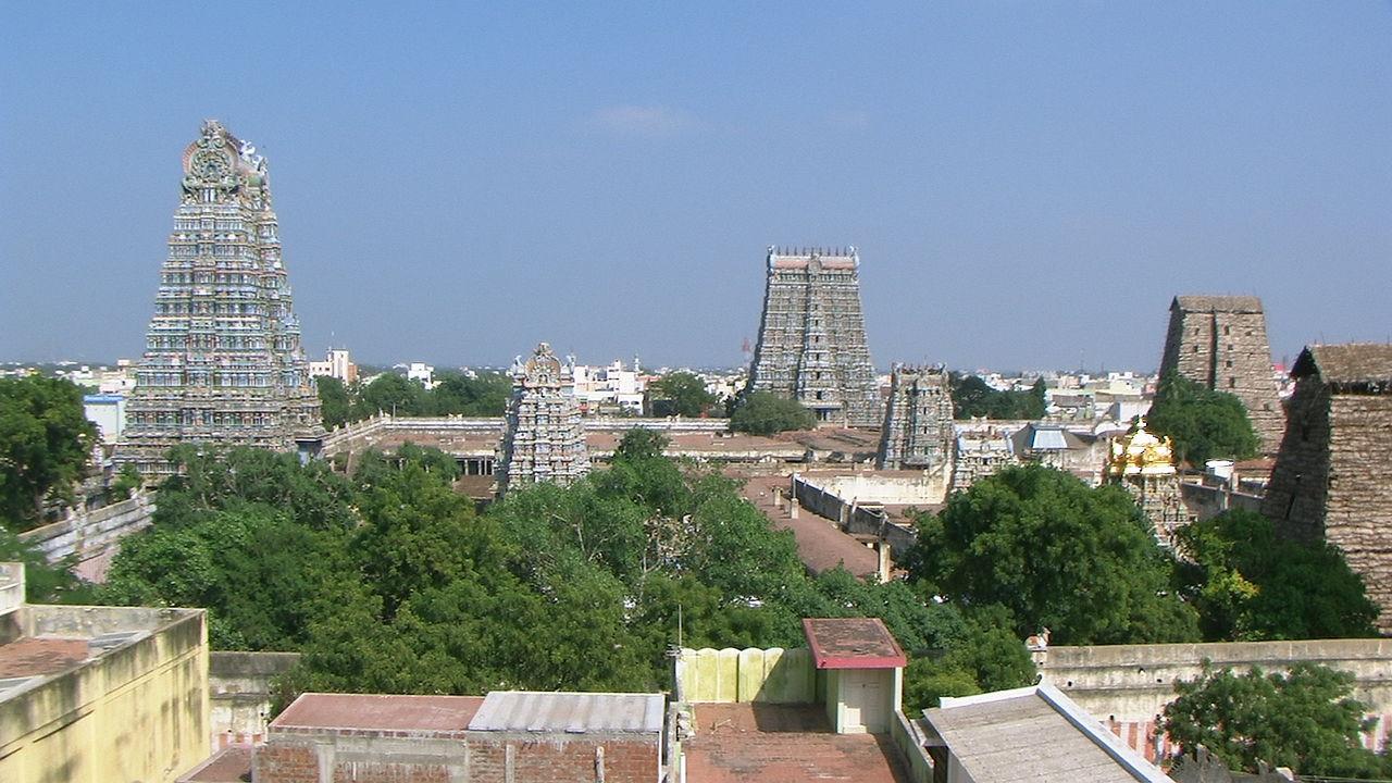 Top-Rated Weekend Destination From Dindigul-Madurai Meenakshi Amman Temple