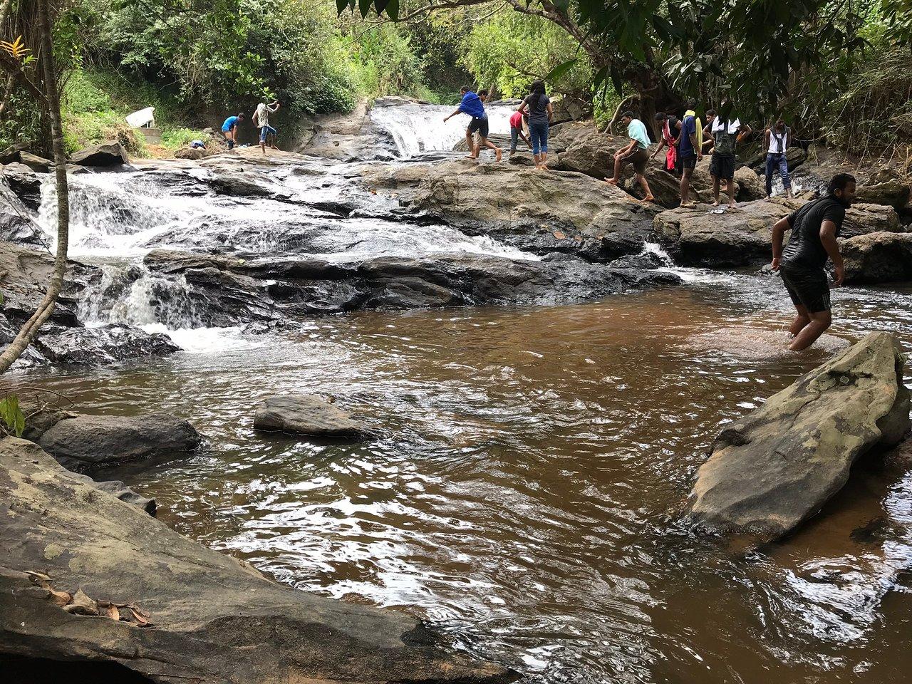 Top Place in Sakleshpur-Magajahalli Waterfalls