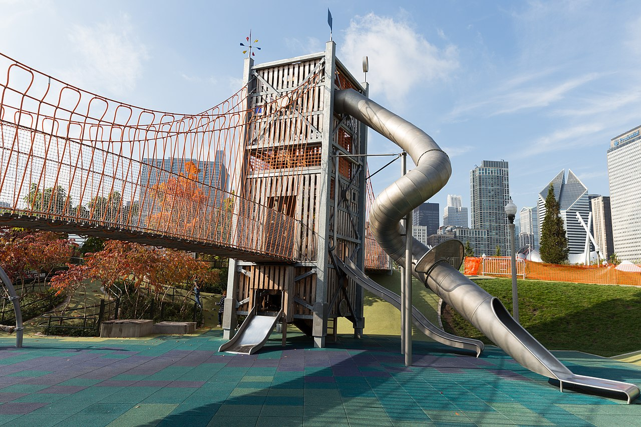 Outdoor Adventures In Illinois - Maggie Daley Park