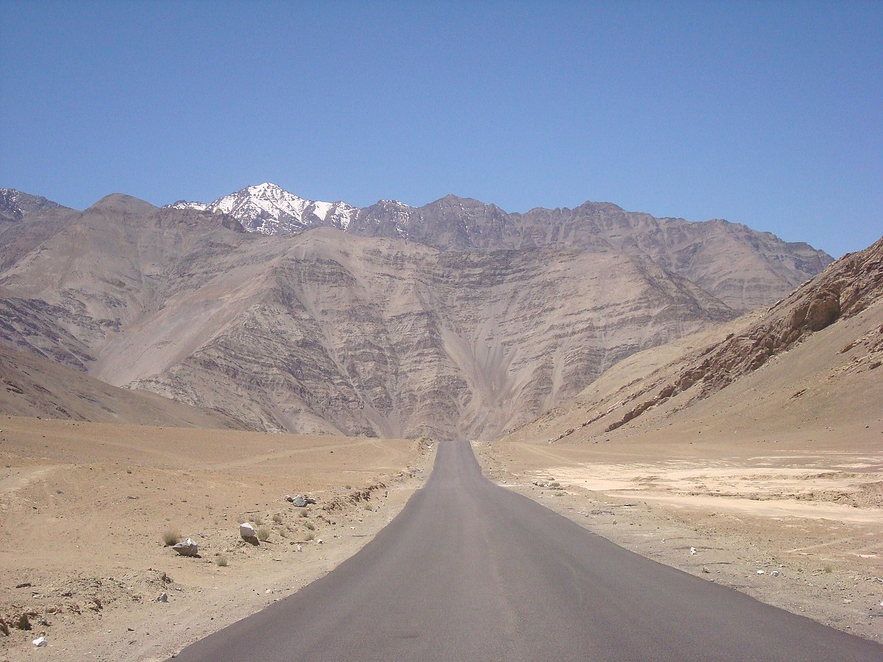 Place to Visit In Ladakh-Magnetic Hill