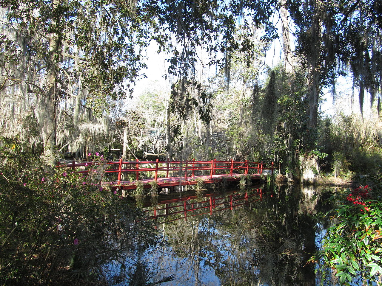 Top Place to Visit In South Carolina-Magnolia Plantation and Gardens