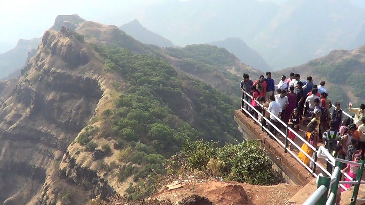 Place to Visit Near Chandragad-Mahabaleshwar Tourist Hill Station