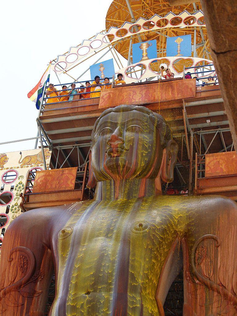 Most Popular Festival of Karnataka-Mahamastakabhisheka