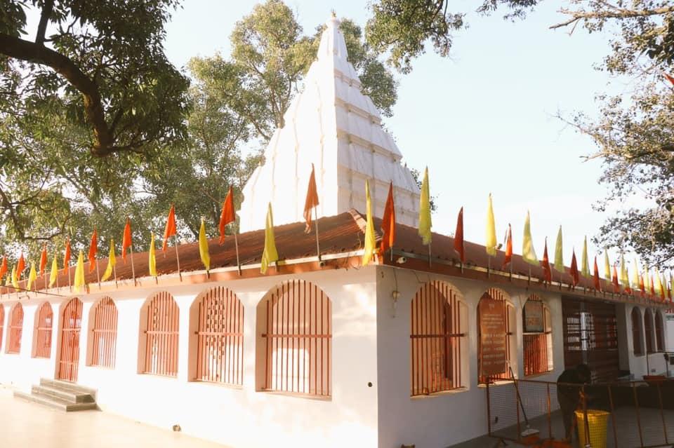 Top Location in Ambikapur-Mahamaya Temple