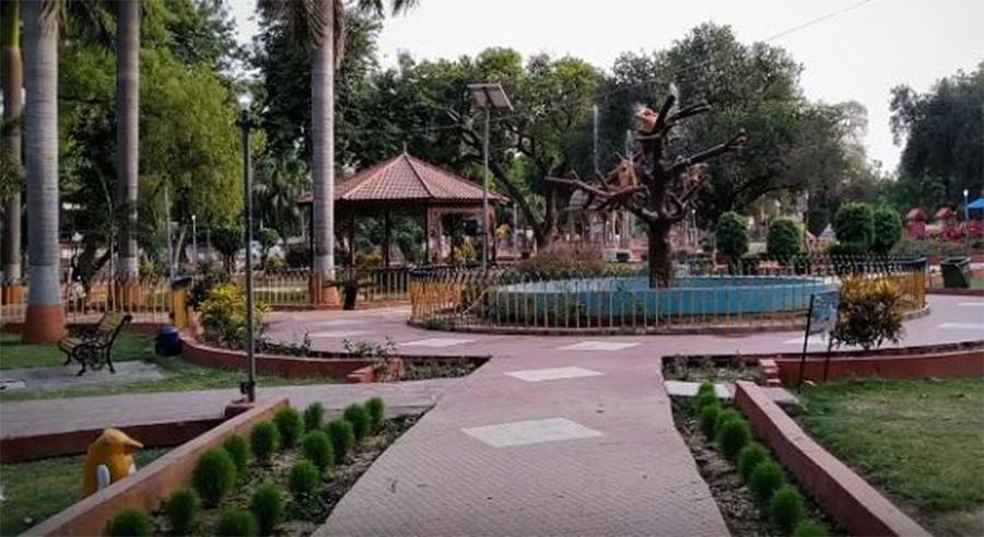 Best Place Sight-Seeing Destinations in Kanpur-Mahatma Gandhi Park