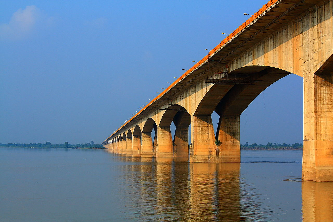 The Mahatma Gandhi Setu - Sightseeing Destination in Hajipur, Bihar
