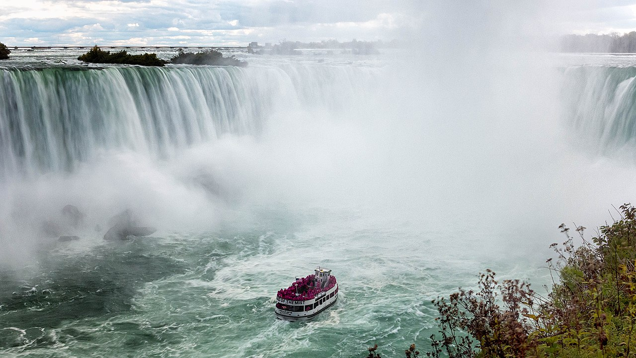 Place For Your Kids Visit In The USA-Maid of the Mist, New York