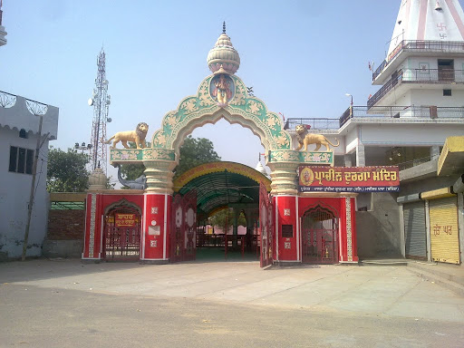 Top Sightseeing Destination in Bathinda-Maiser Khana Temple