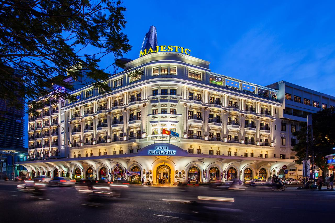 Majestic Hotel (M Club)-Best Hotel in Ho Chi Minh City