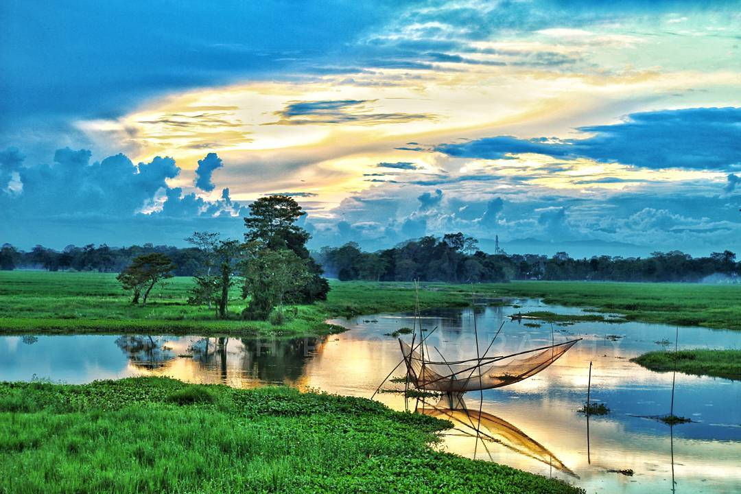 Majuli - Explore Largest Riverine Island Throughout The Whole Wide World In Assam