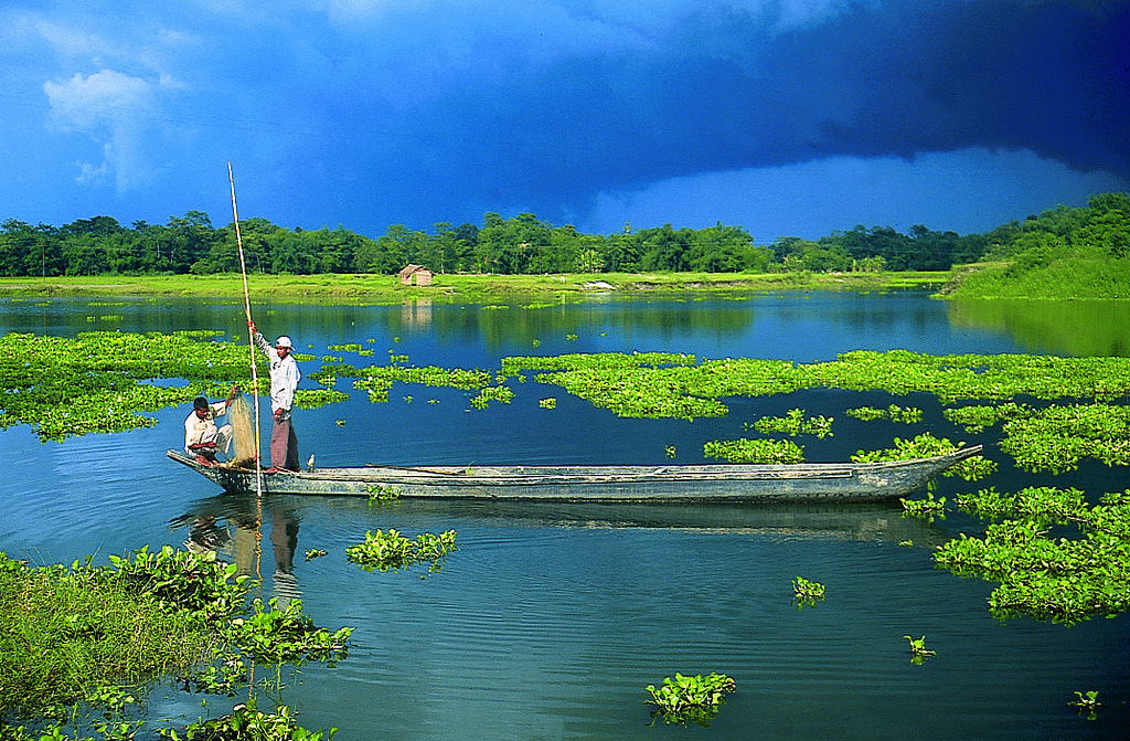 Majuli - Picnic Spot in Assam