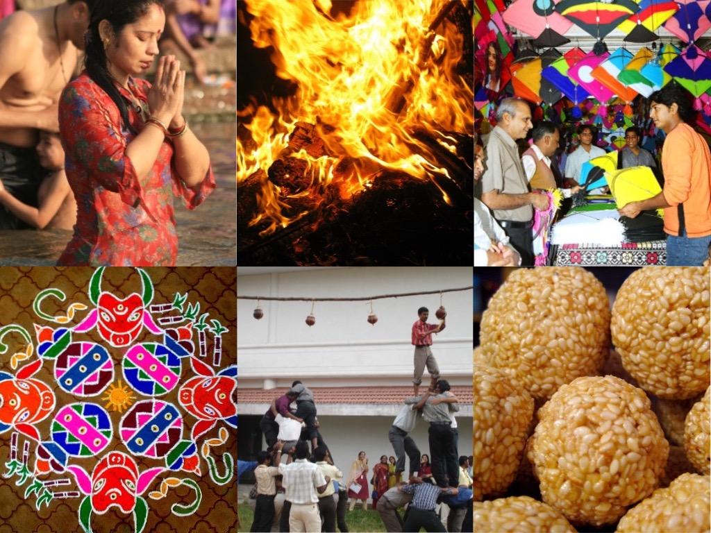 Popular Fair and Festival of Karnataka-Makar Sankranti
