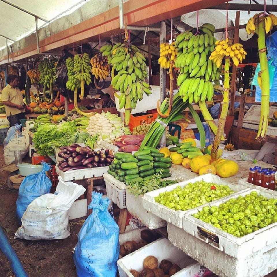 Best Place to Shop in Maldives - Male Local Market