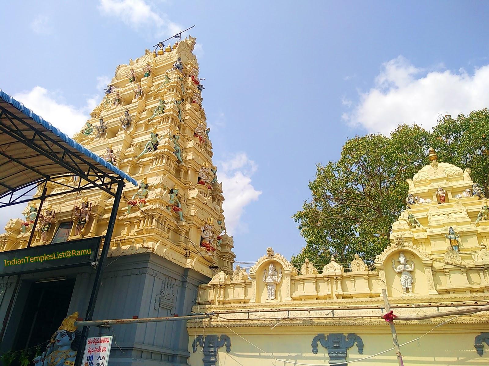 Attraction at Kanaka Durga Temple-Malleswara Swamy Temple