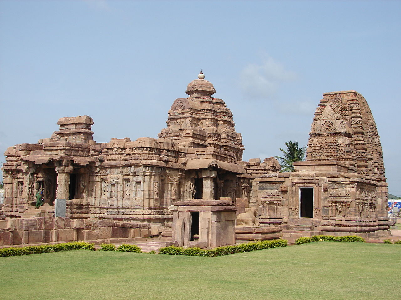 Best Visit Temple in Karnataka-Mallikarjuna Temple, Pattadakal