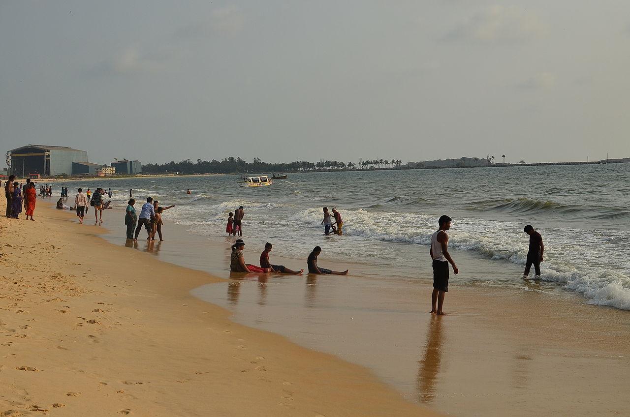 Beautiful Beach To Visit In Karnataka-Malpe Beach