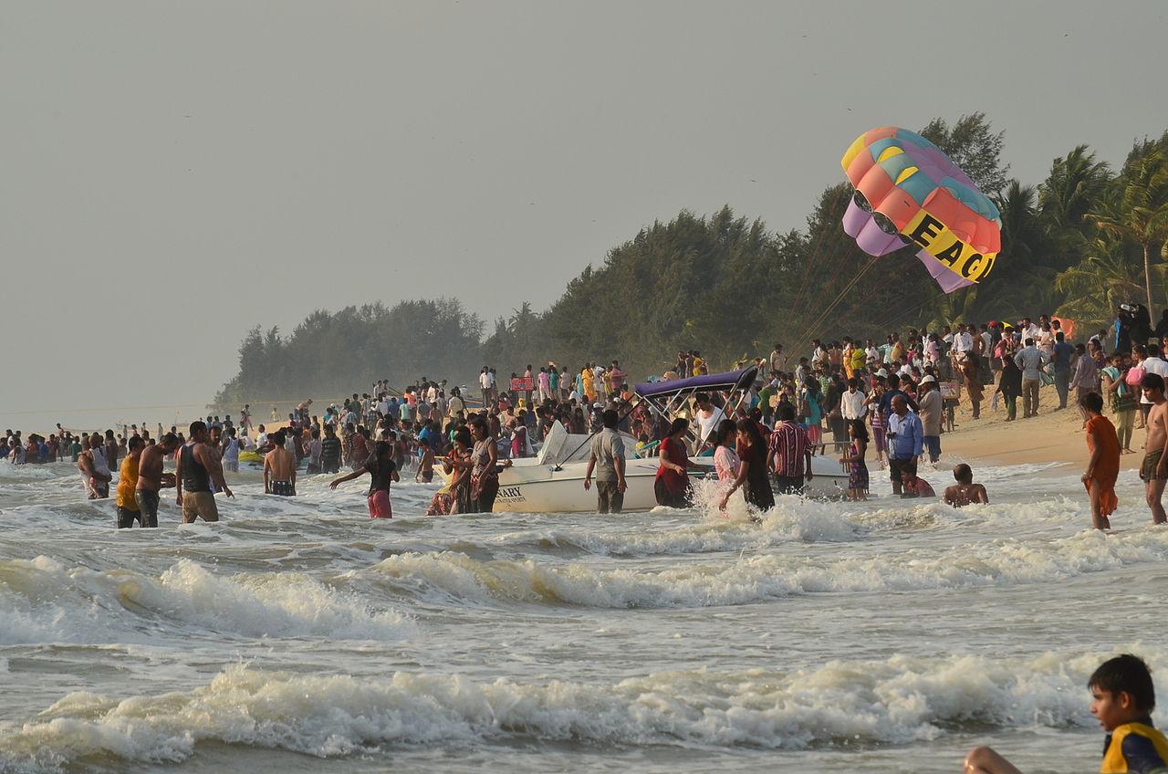 Must-Visit Tourist Destination In Coastal Karnataka-Malpe Beach, Udupi