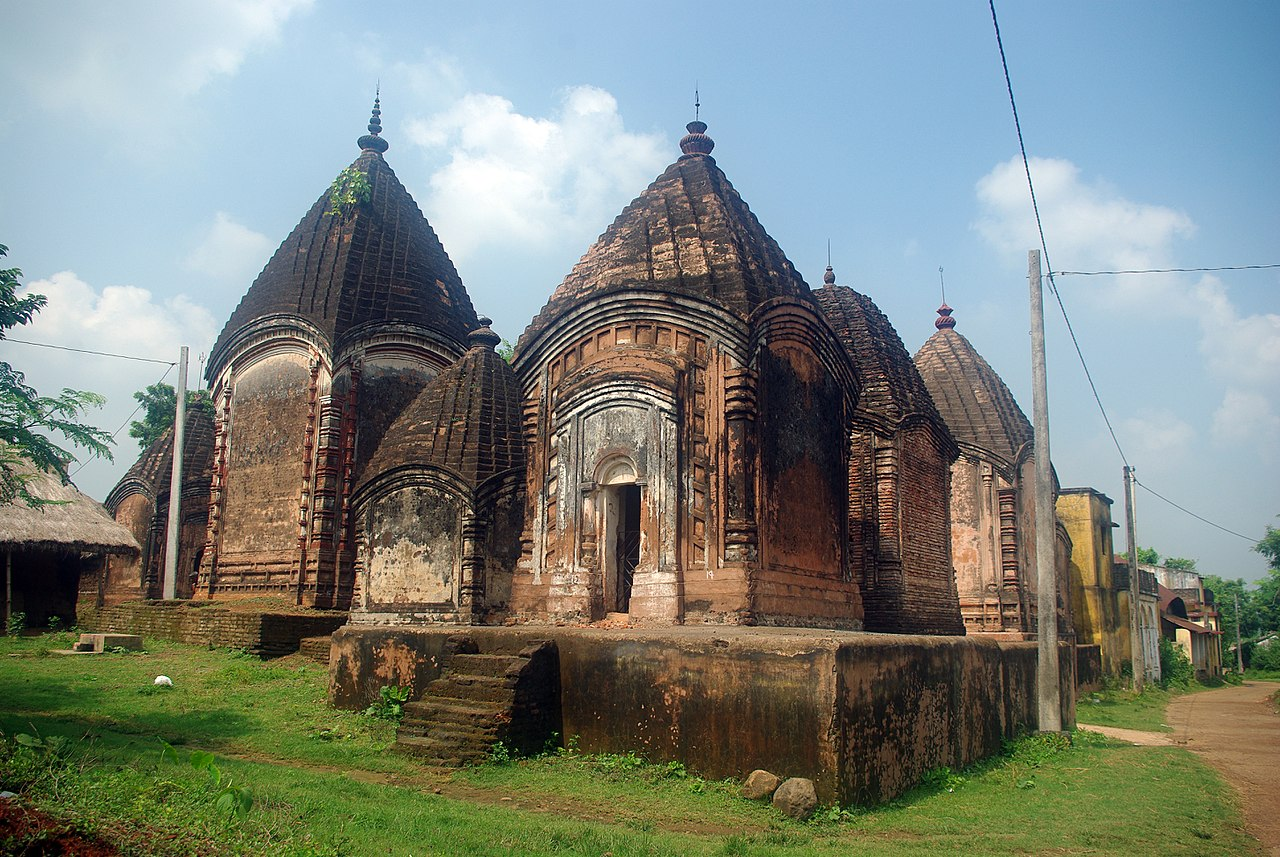 Visit Maluti Temples in Dumka, Jharkhand: Where History Meets Architecture (2021)