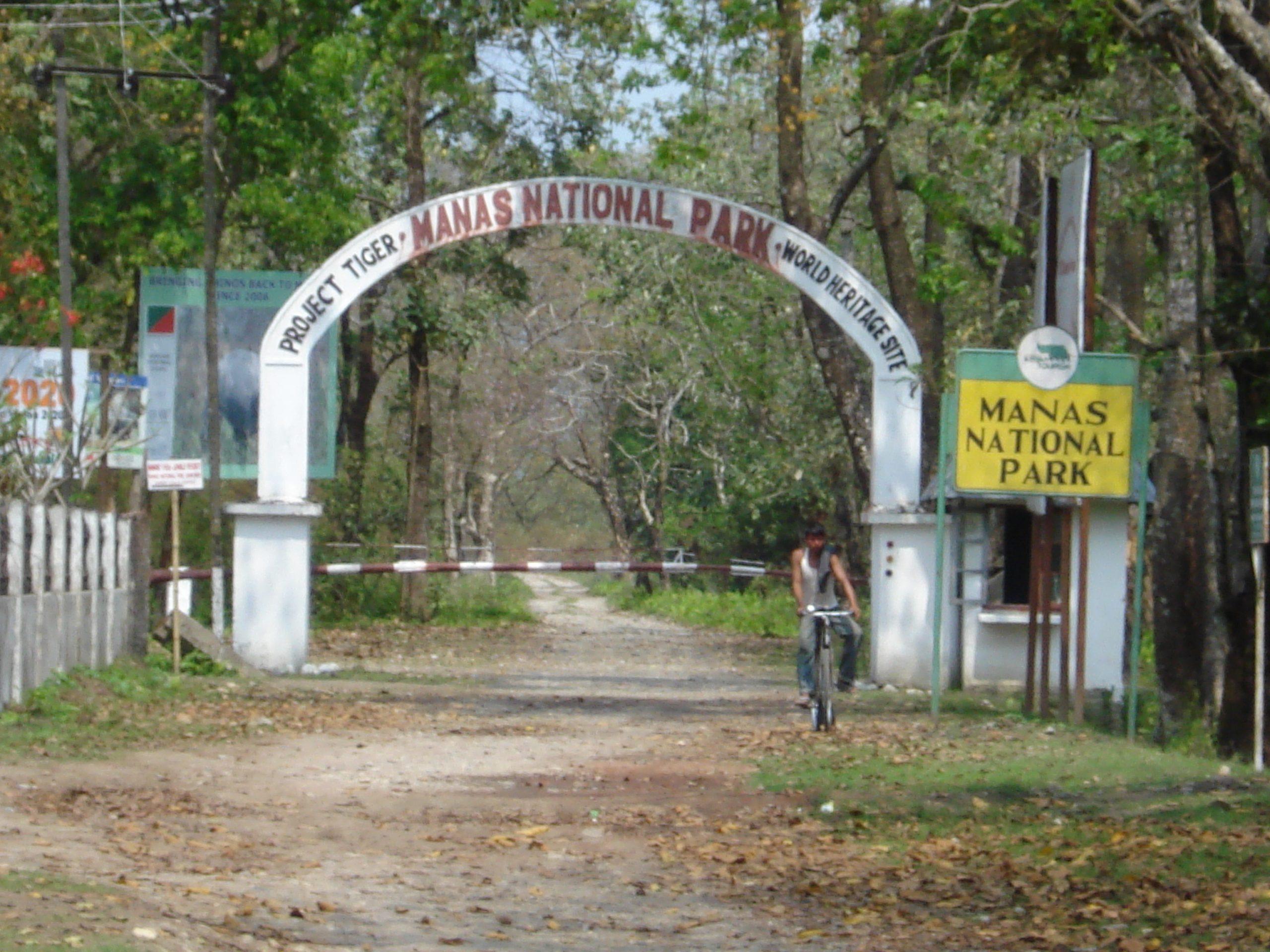 Amazing Destination In North Assam-Manas National Park, Udalguri