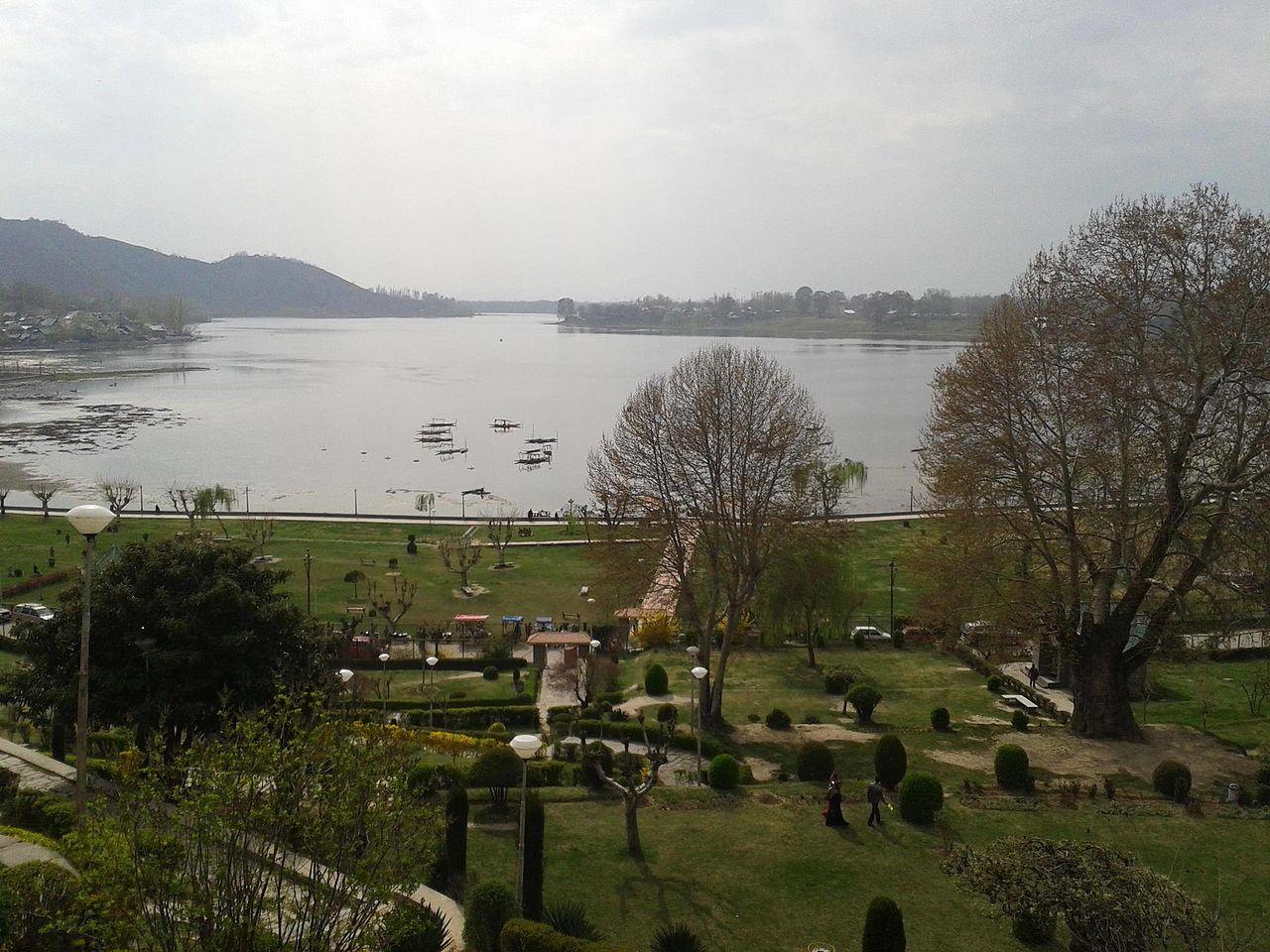 Top Place to See in Anantnag, Jammu and Kashmir-Manasbal Lake