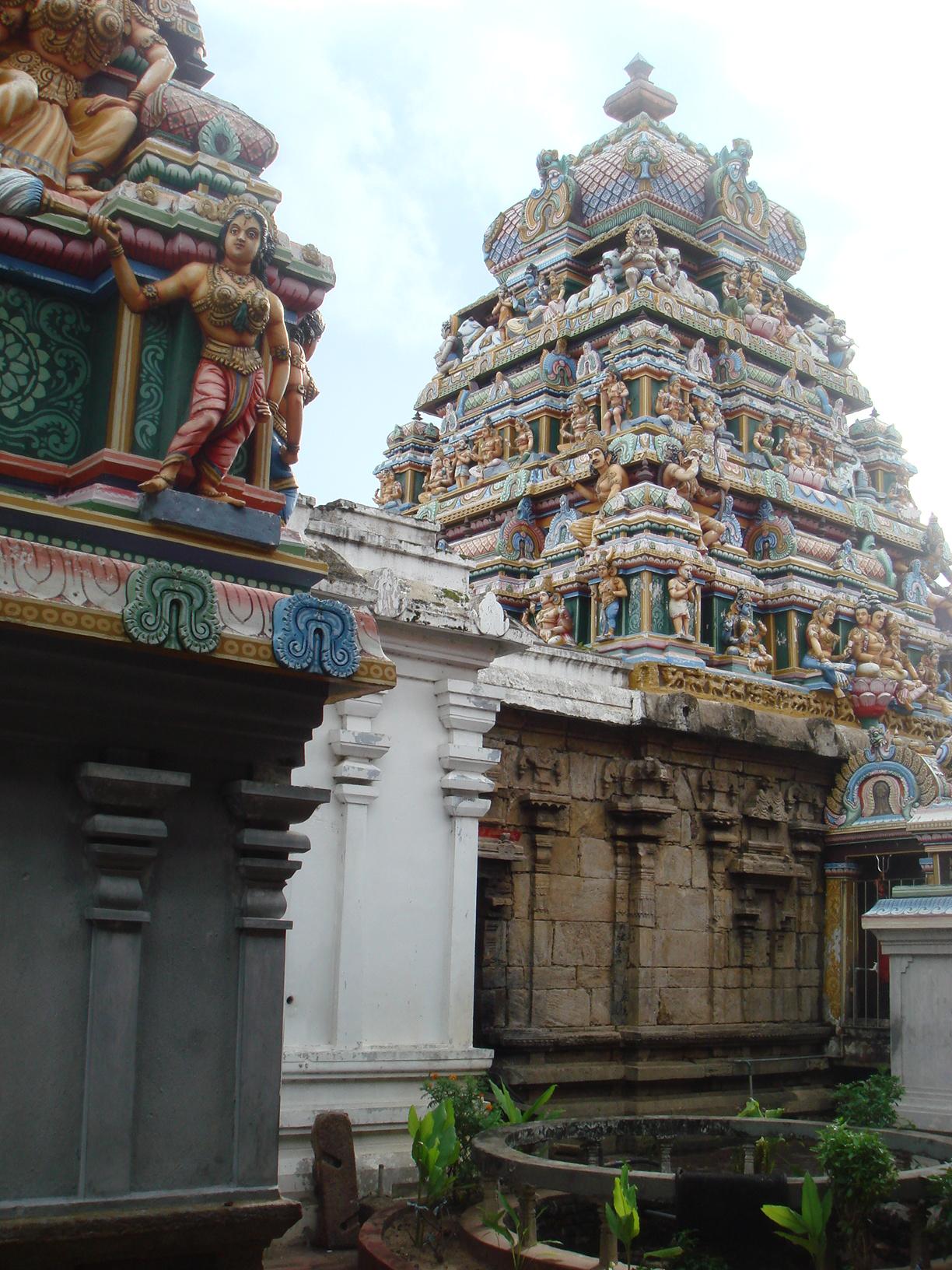 Must-visit Place During Ramayana Tour in Sri Lanka-Manavari & Munneswaram Temples in Chilaw