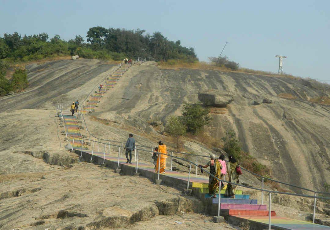 Sightseeing Destination in Deoghar, Bihar, Jharkhand-Mandar Hill