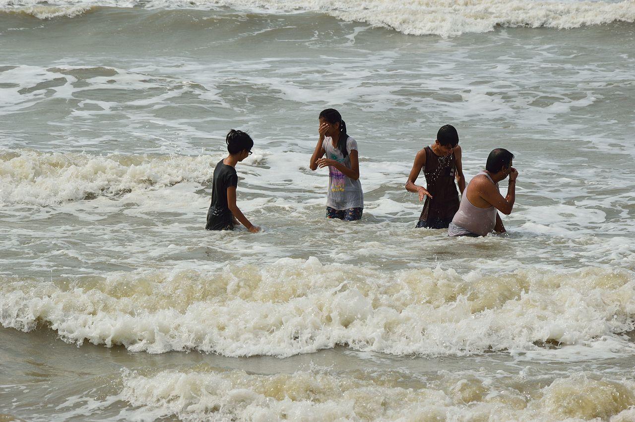 Amazing Beach in West Bengal-Mandarmani Beach