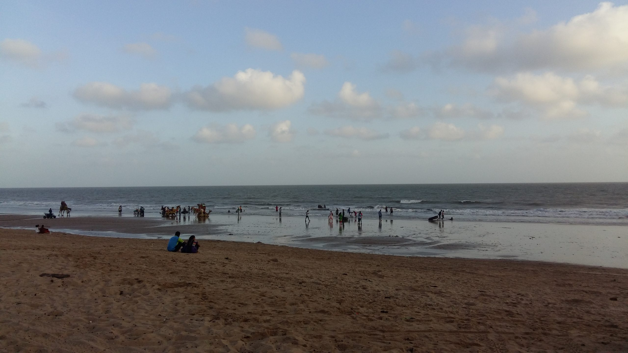 Mandvi Beach Near Ahmedabad