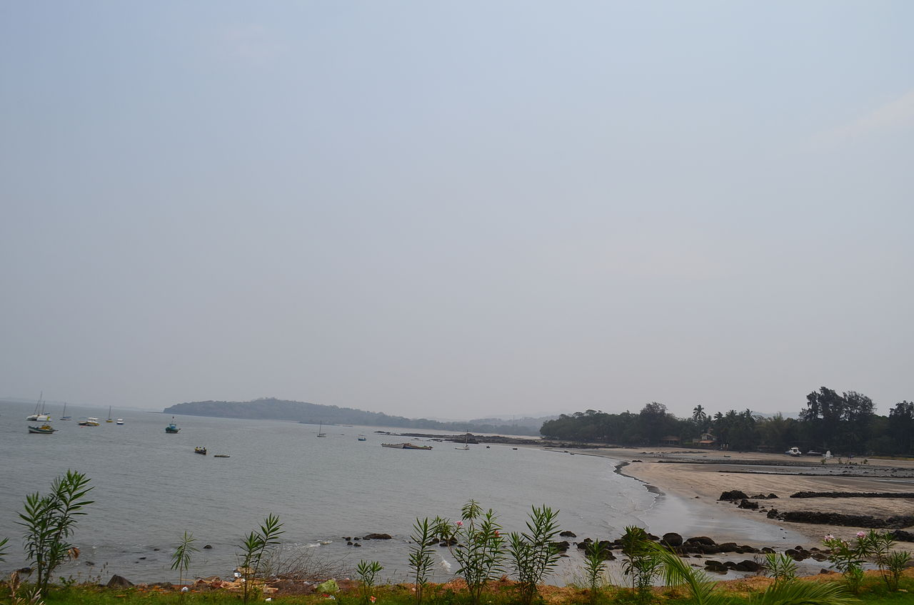 Mandwa Beach-Top Beach Near Pune