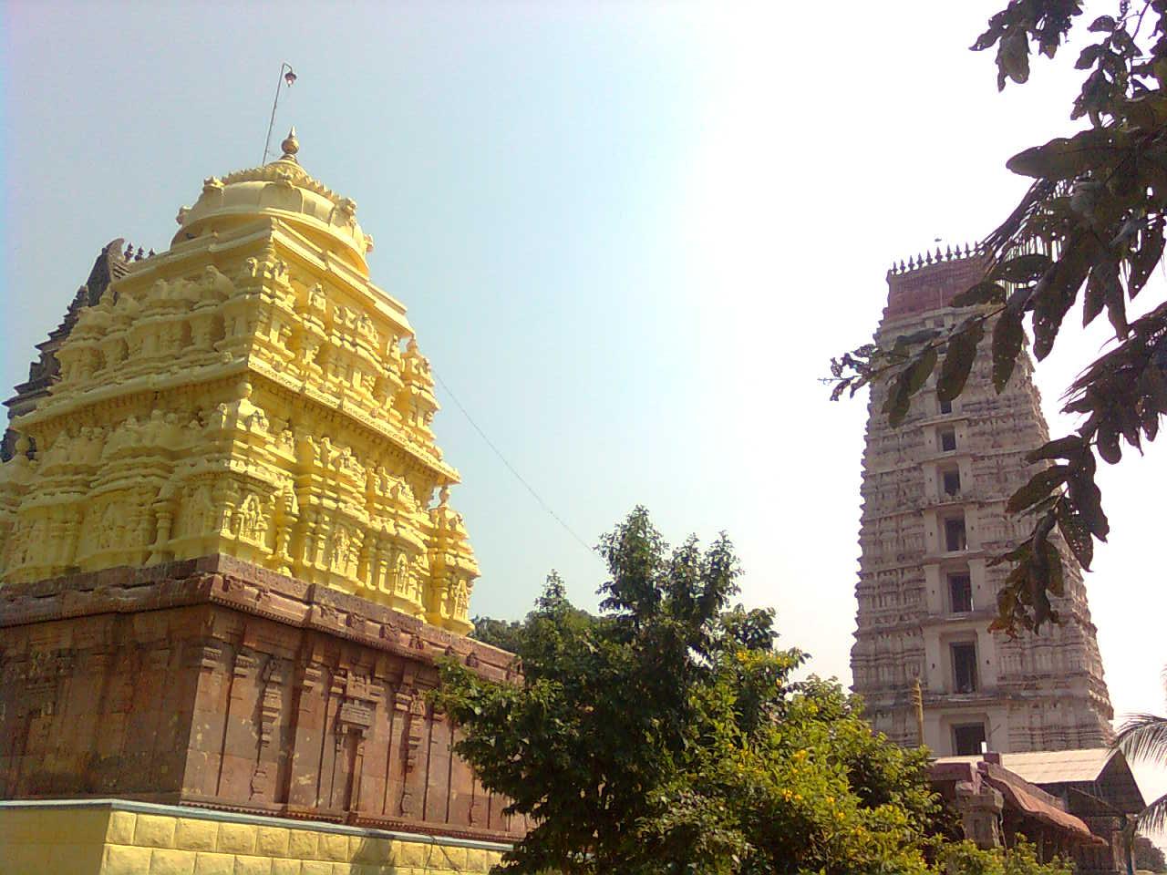 Must-Visit Temple of Andhra Pradesh-Mangalagiri Temple