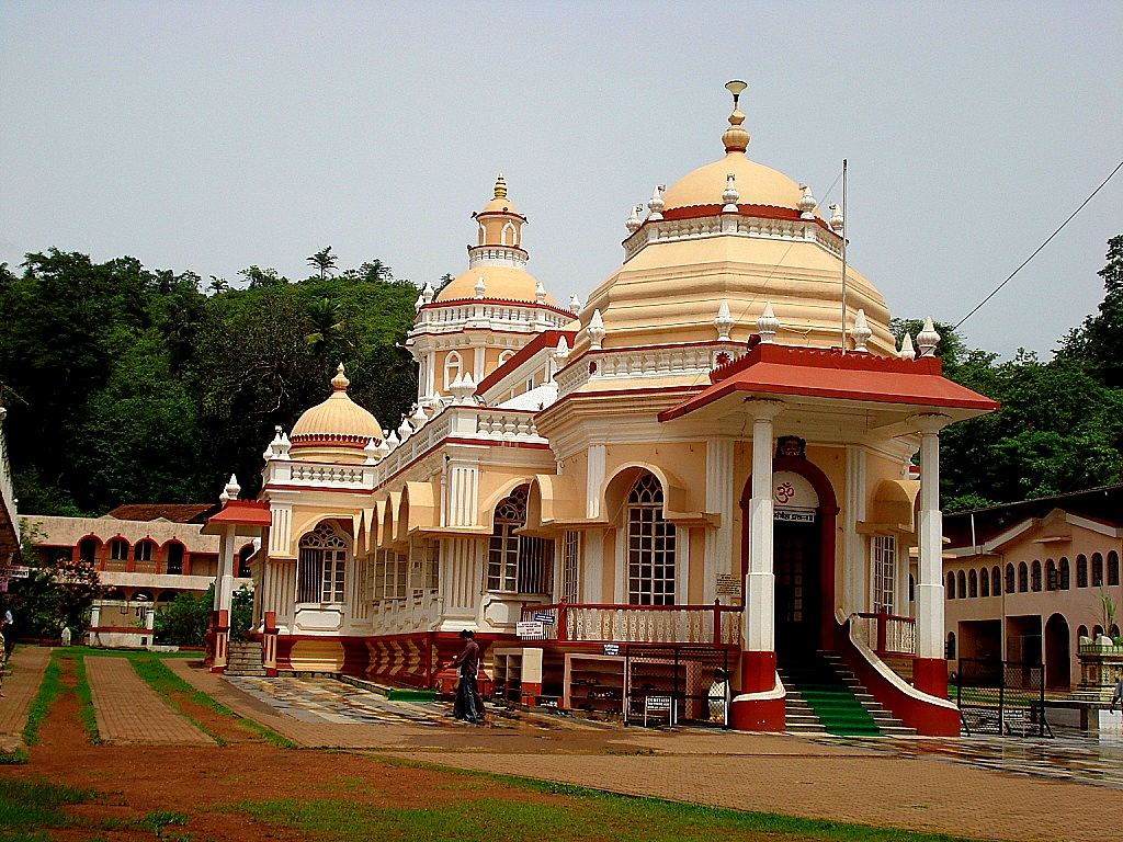 Mangeshi Temple - Go On A Spiritual Journey to Best Temples in Goa