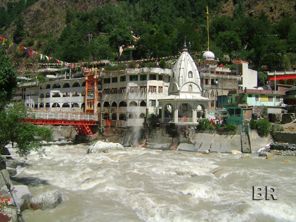 Must-Visit In Kasol-Manikaran Sahib Gurudwara