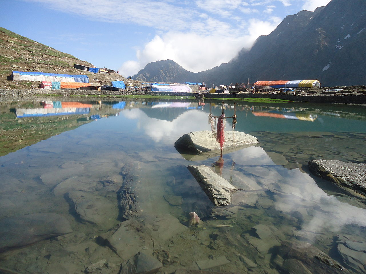 Manimahesh Lake - Place To See And Things To Do While In Chamba