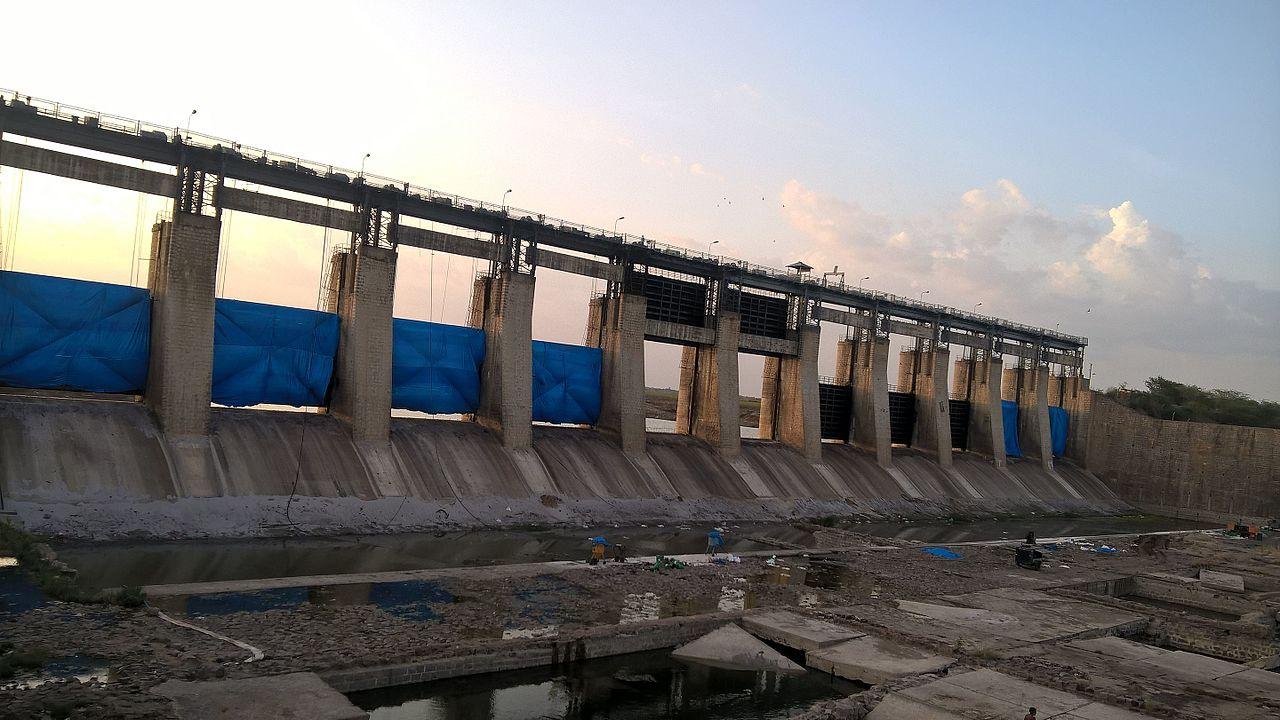Manjeera Reservoir in Telangana