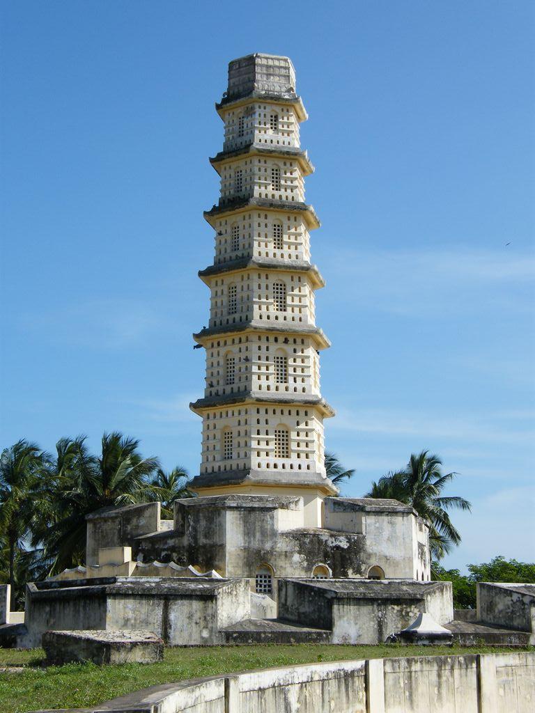 Best Fort In Tamil Nadu-Manora Fort in Thanjavur