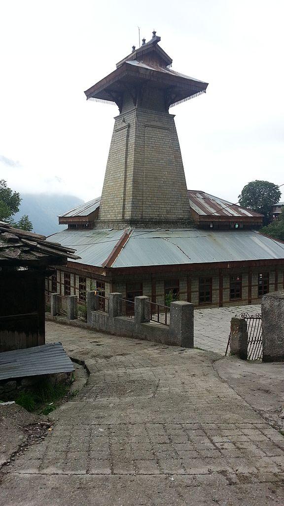 Amazing Place to Visit in Manali& Kullu - Manu Temple