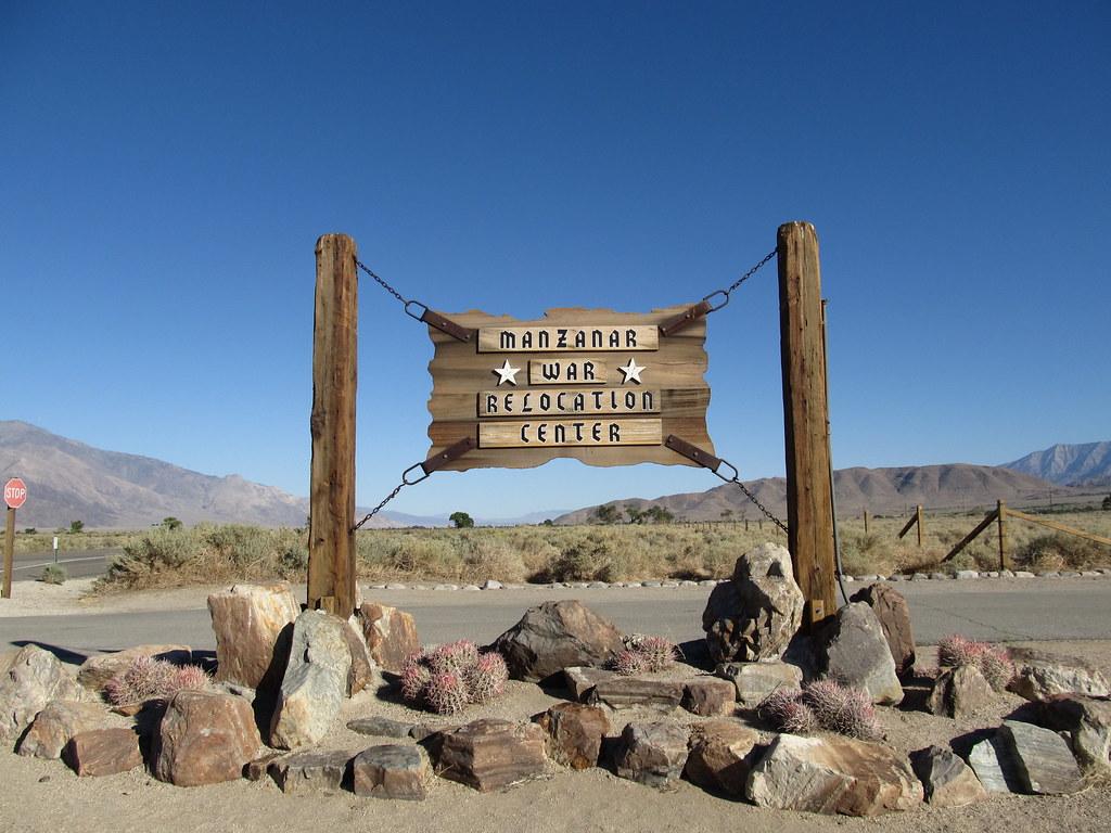 Visit the Manzanar National Historic Site, Lone Pine