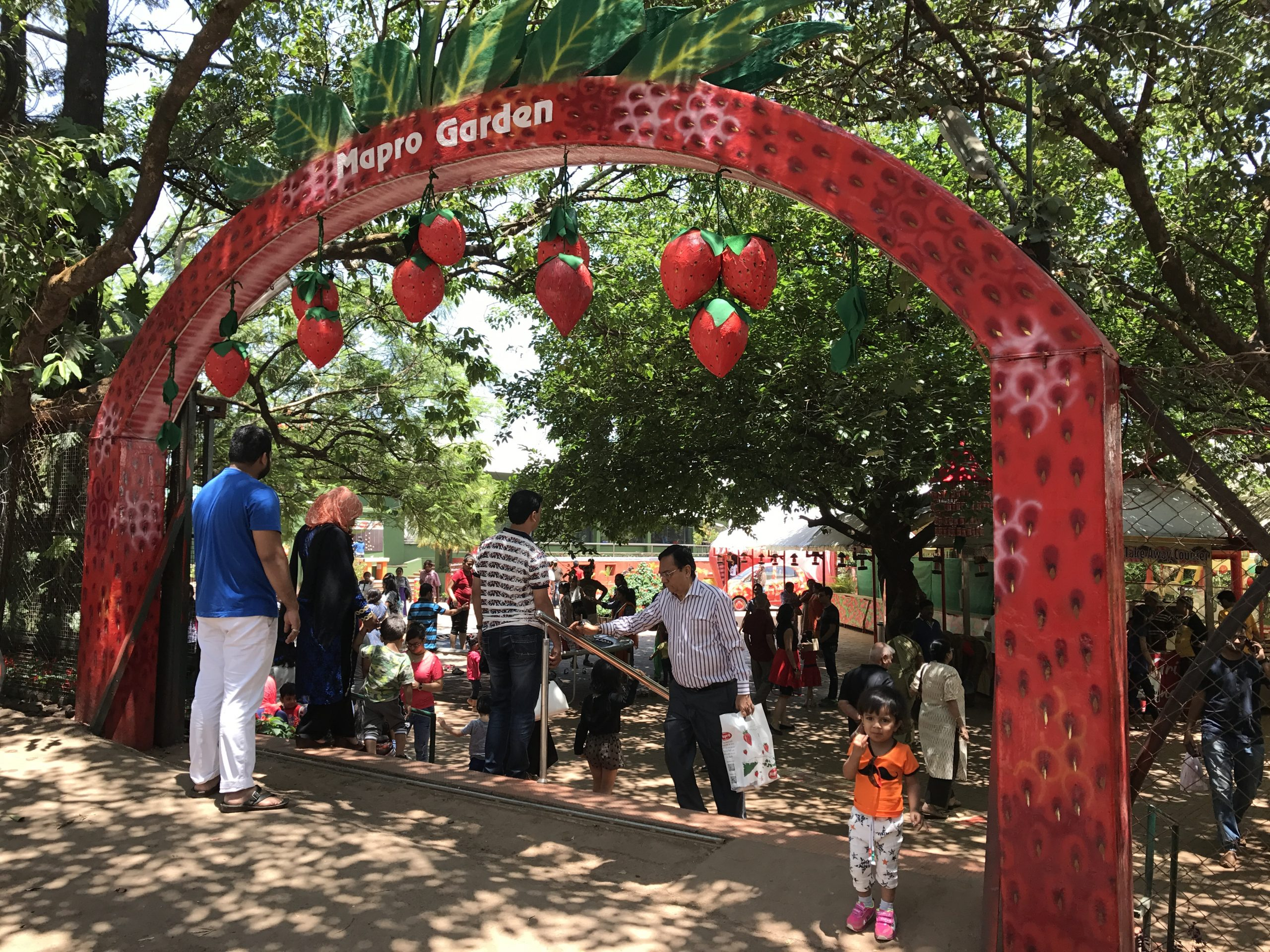 Mapro Garden Famous Place To Shop And Things To Buy In Mahabaleshwar