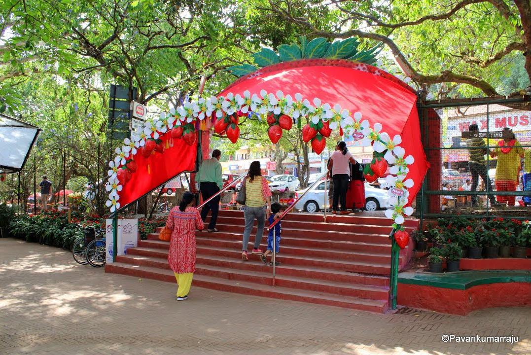 Mapro Gardens Top Mahabaleshwar Restaurants