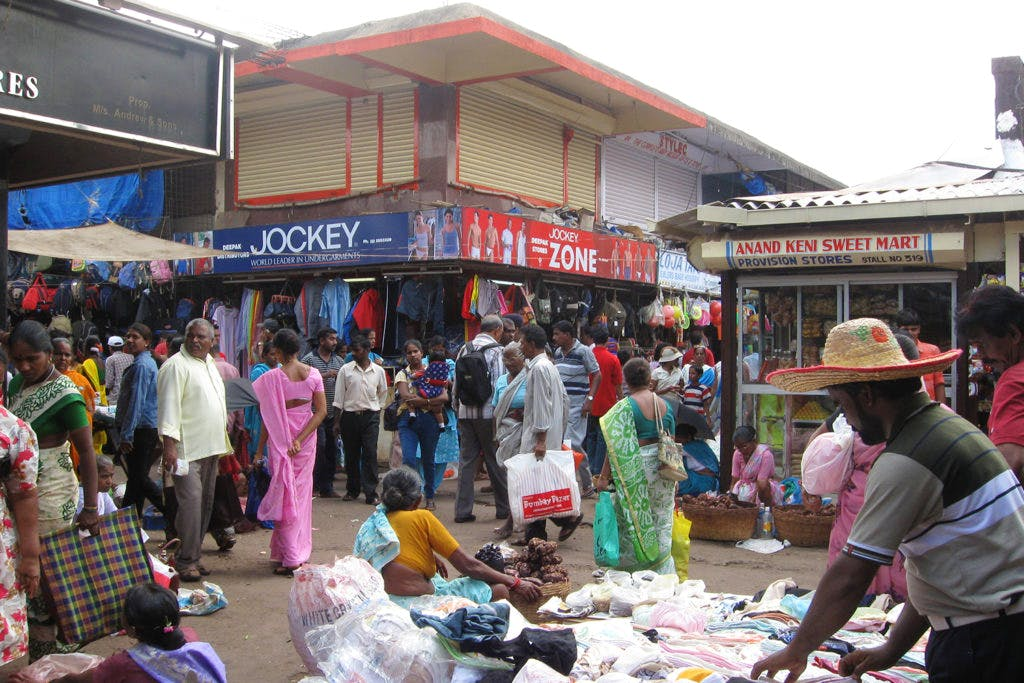 Mapusa Market - Best Places to Shop in Goa