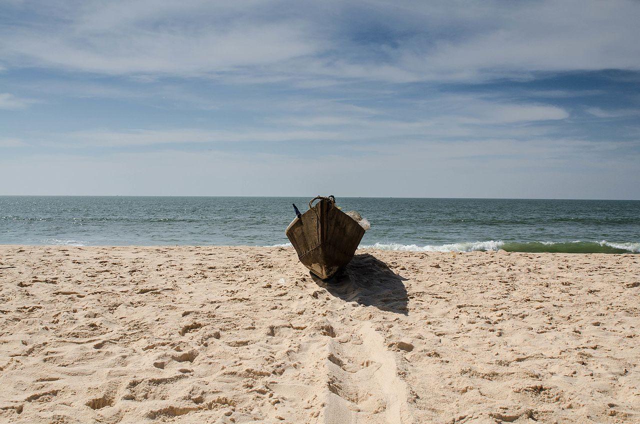 Magnetic Tourist Destination In Coastal Karnataka-Maravanthe Beach, Udupi