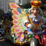 Mardi Gras Event - Must visit Louisiana Festival
