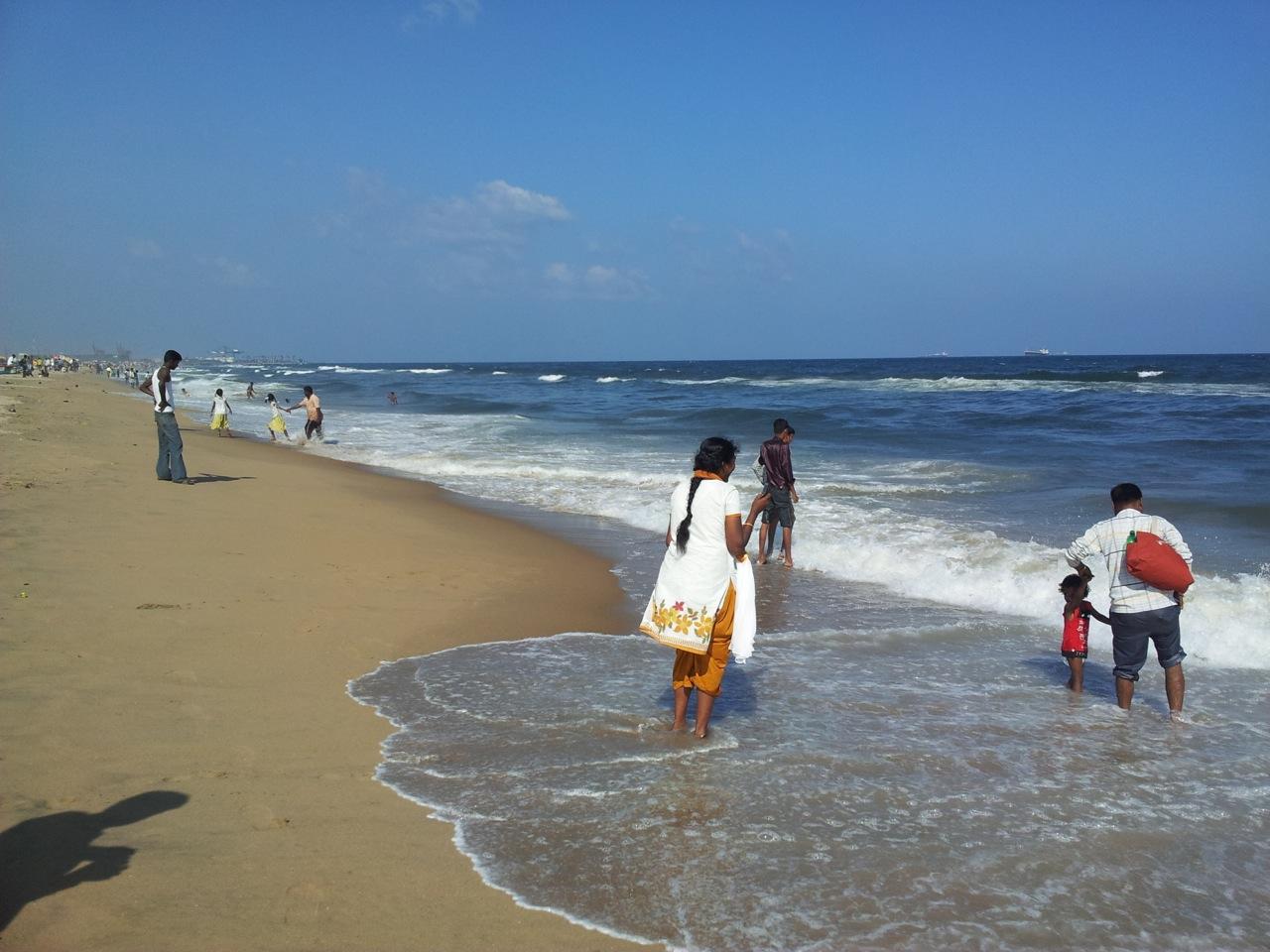 Marina Beach in Chennai - Incredible Beach Destination of Tamil Nadu