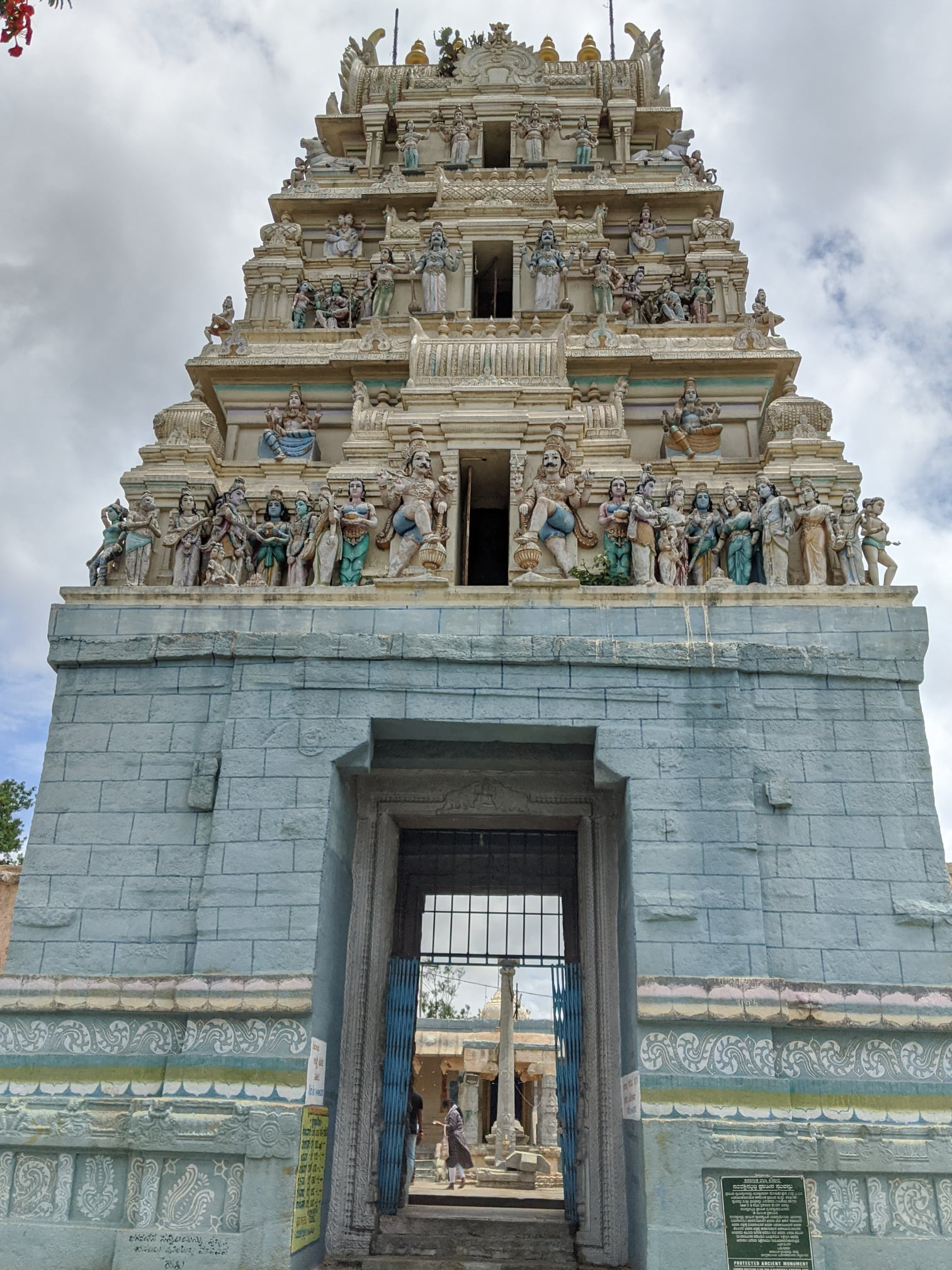 Place To Visit Near The Raichur Fort In Raichur-Markandeshwara Temple