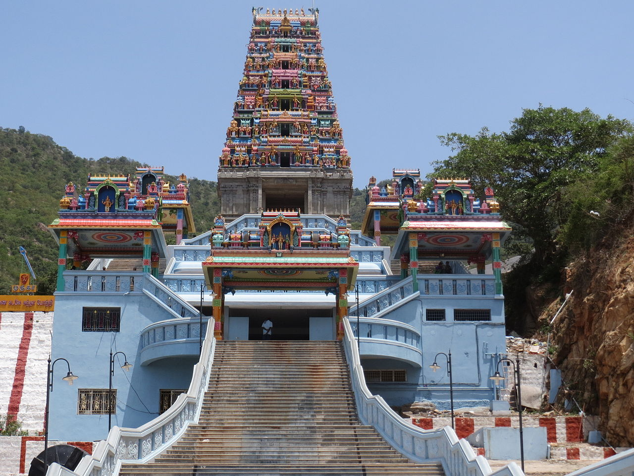 Top Attraction Place In Coimbatore-Marudhamalai Hill Temple