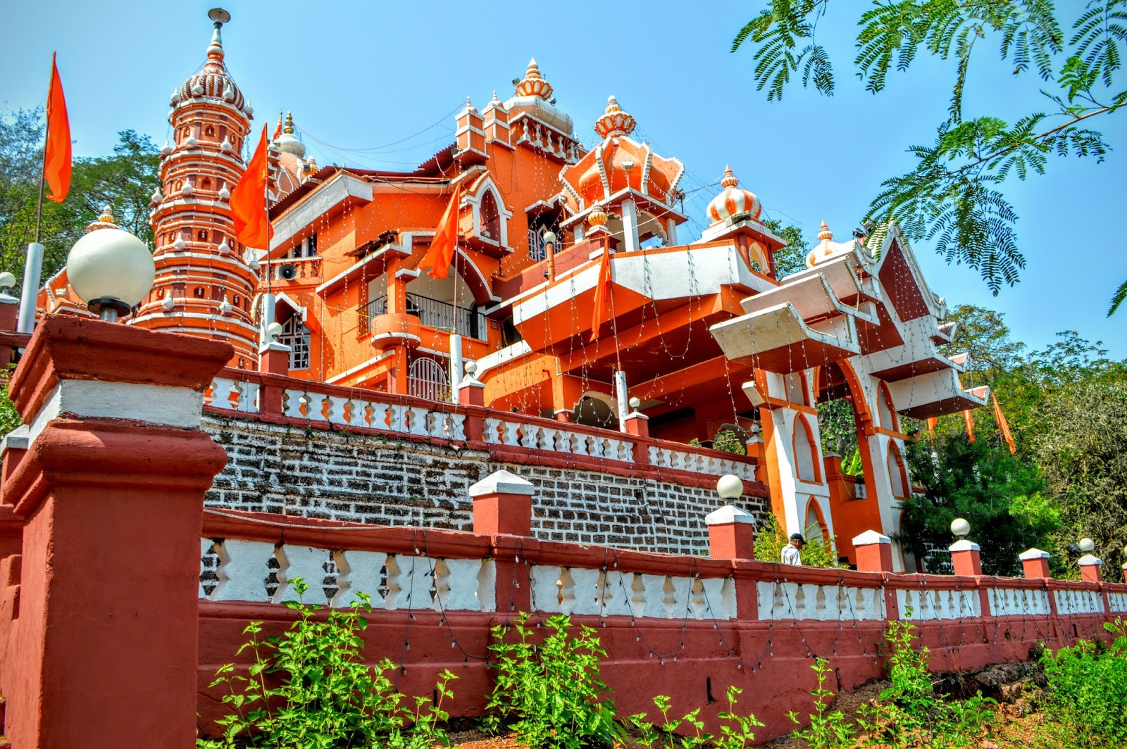 Maruti Temple - Go On A Spiritual Journey to Best Temples in Goa