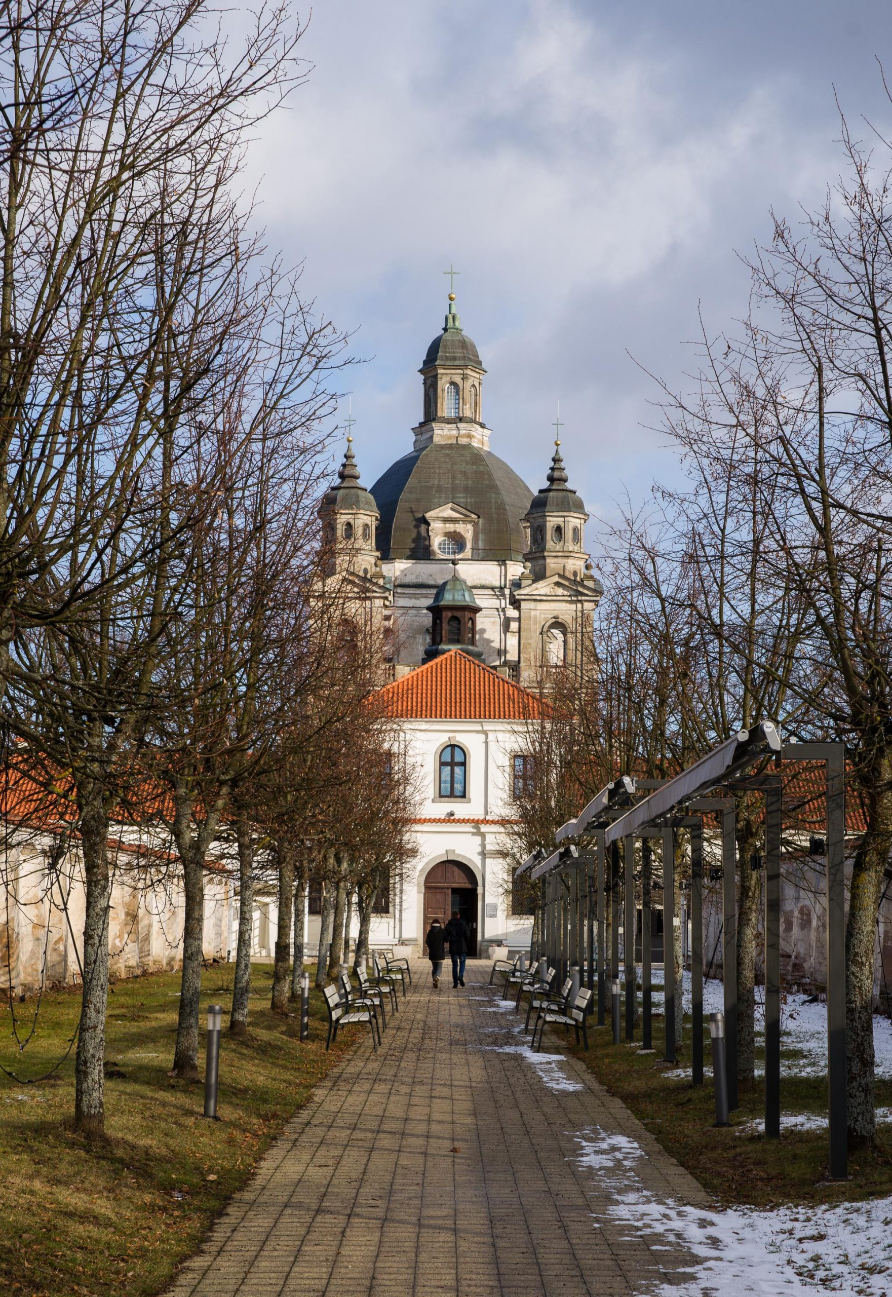 Marvel at Pazaislis Monastery You Must Visit When in Lithuania